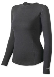 Duofold Womens Long Sleeve Crew 821A